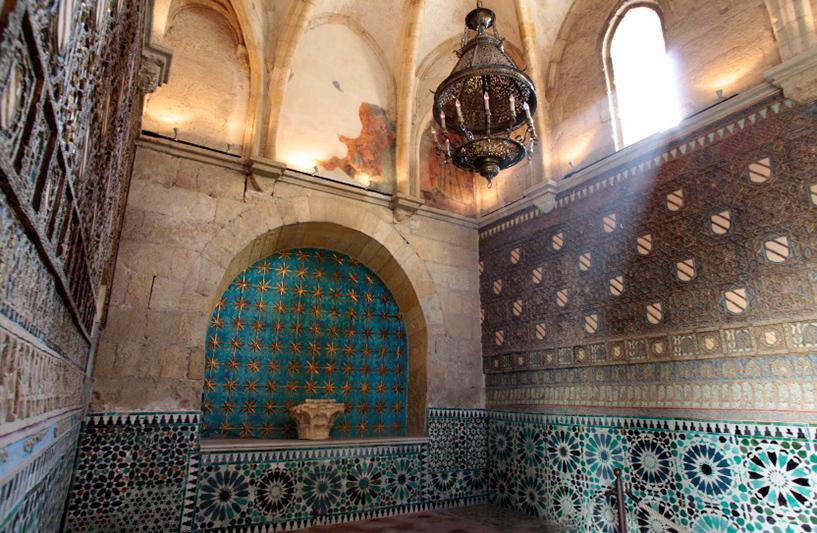 Capilla Mudéjar de San Bartolomé (San Bartolome Chapel)