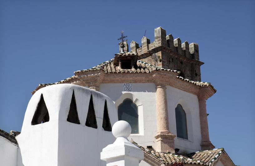 Priero de Cordoba, amazing architecture