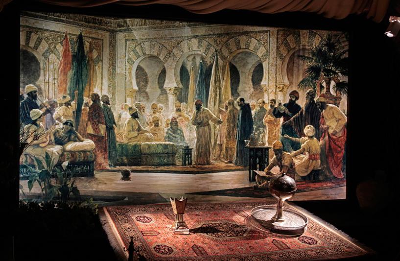 Al-Andalus Museum dans la Torre de la Calahorra, Cordoue
