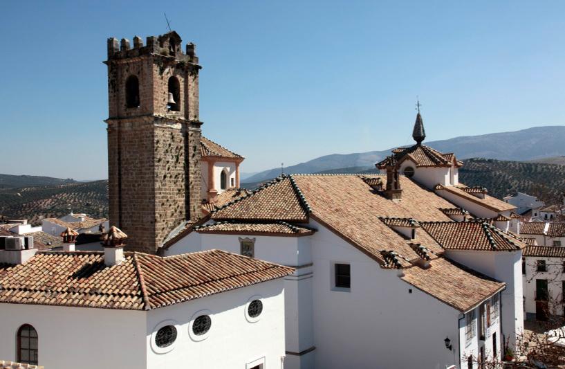 Priero de Cordoba, pieuse et coquette