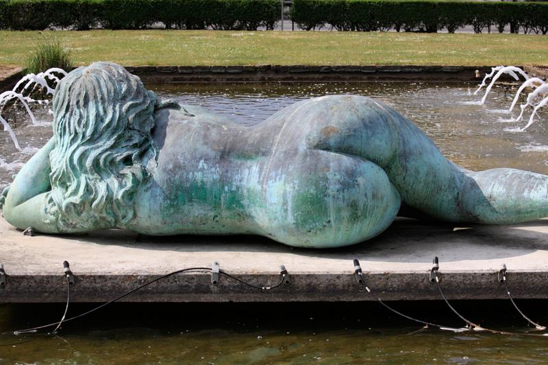 'La Mer' par Georges Grard (1901-1984)