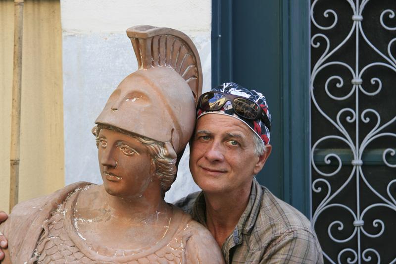 JJ adore la culture grecque