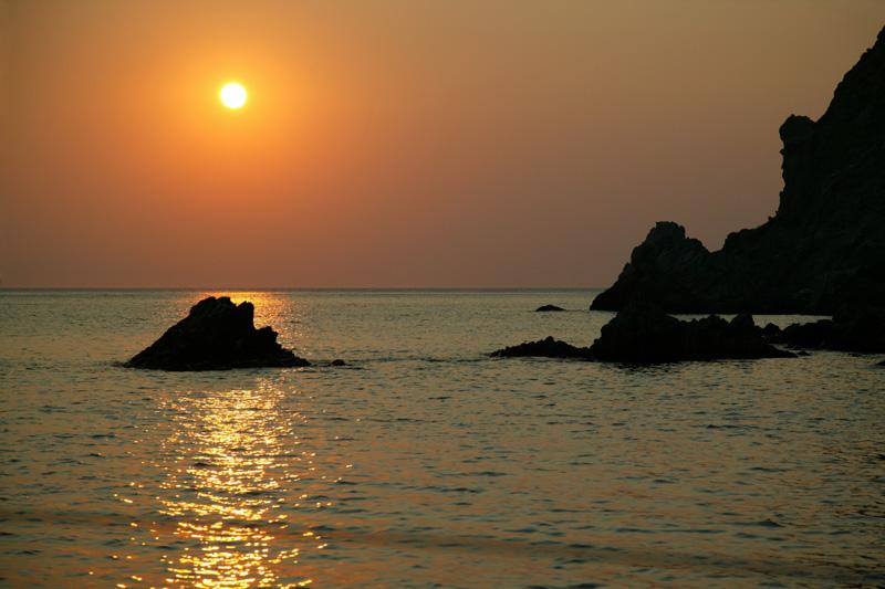Des couchers de soleil à nul autre pareil