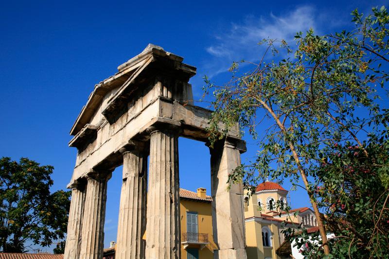 Athènes la magnifique
