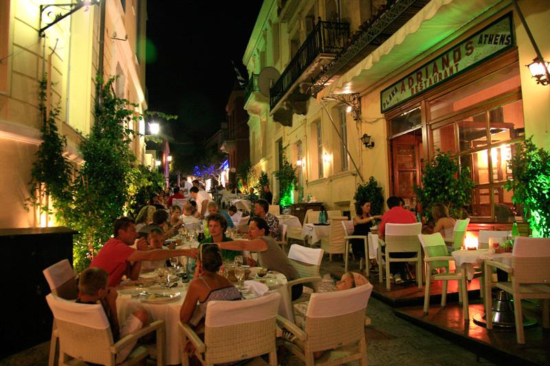 Restaurant de la Plaka