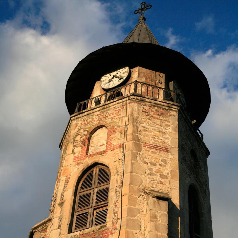 La tour de Stephen, landmark de Pietra Nemt