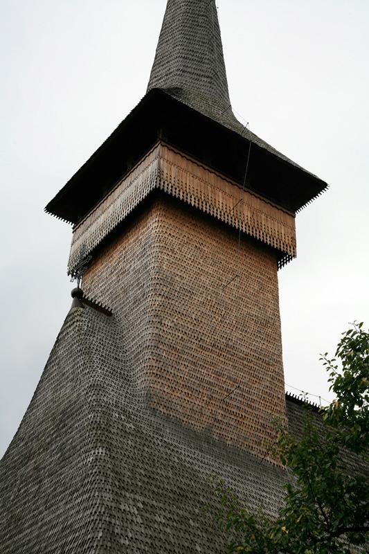 Eglise de Bogdan Voda (Maramures)