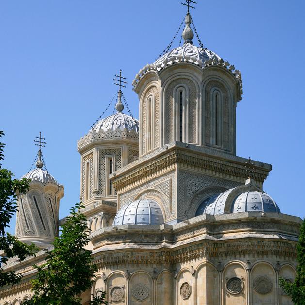 Monastère de Curtea de Arges