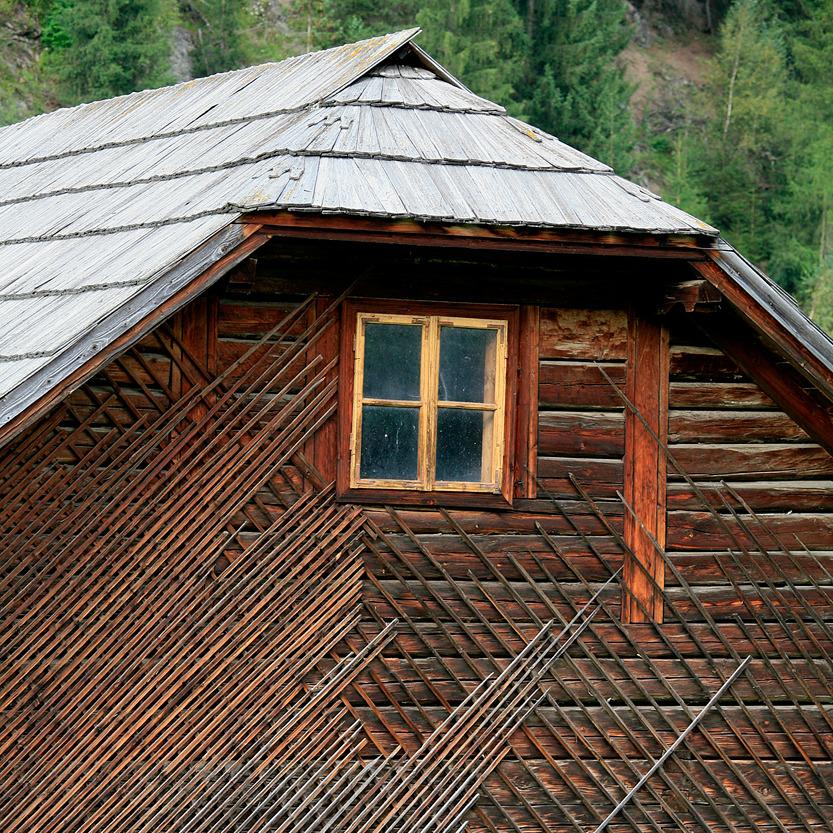 Chaque maison du village de Ciaconesti est un pur joyau