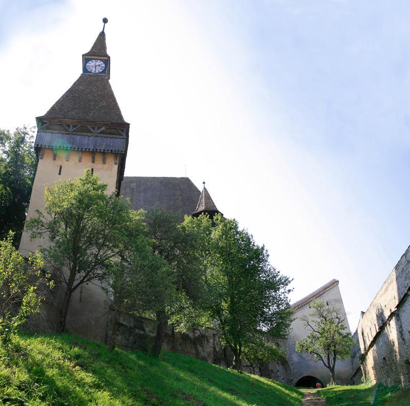 Eglise fortifiée de Biertan