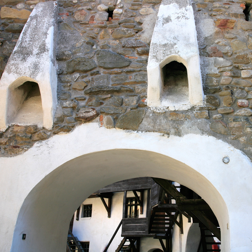 Le fort de Prejmer