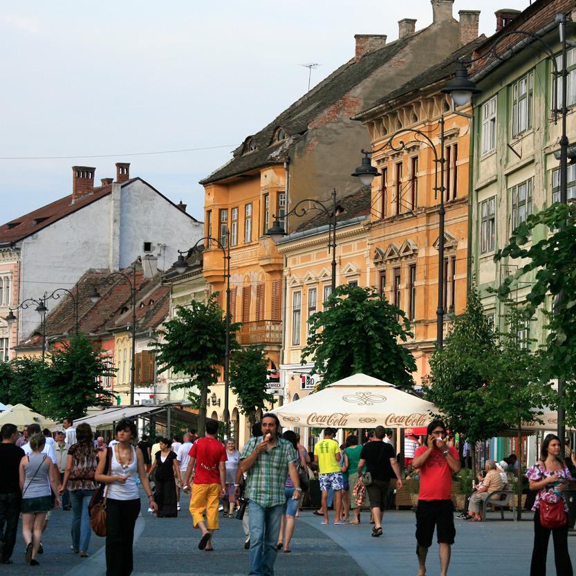 Au coeur de Sibiu