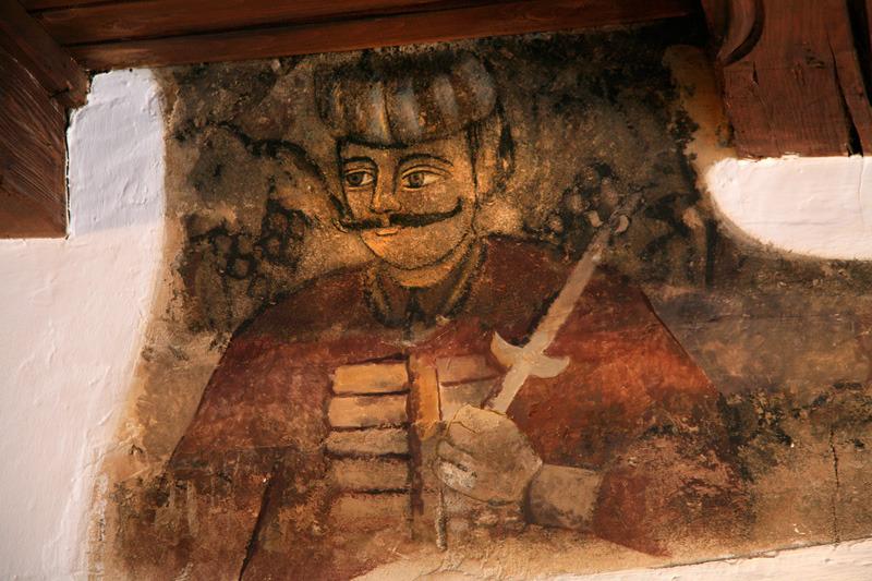 Maison natale de Dracula à Sighisoara