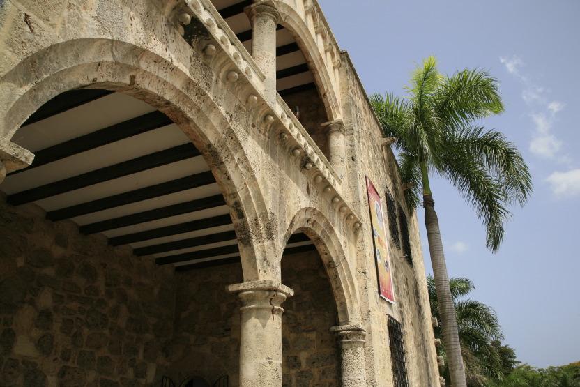 Palais du Vice-roi Diego Colomb,Santo Domingo
