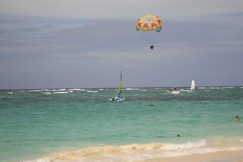 Resorts Riu : une multitude d'activités nautiques