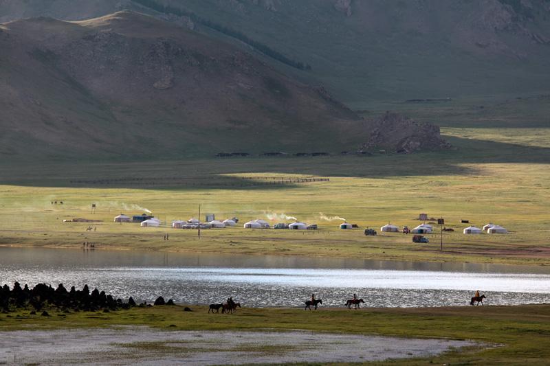 Khorgo-Terkhiin Tsagaan Nuur