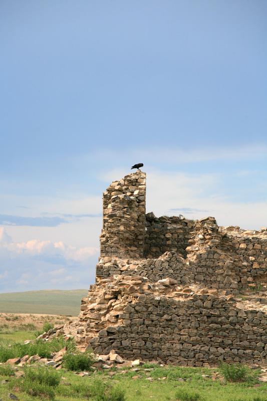 La citadelle Khar Balgas