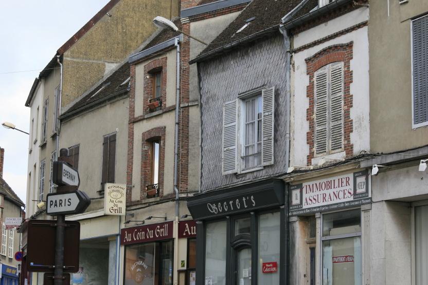 Village de Sézanne