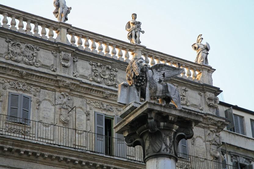 Vérone, 'Piccola Roma'...