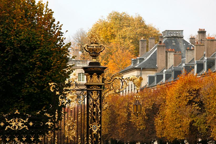 Place de la Carrière, Nancy