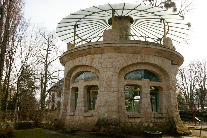 Pavillon Aquarium, Musée de l'Ecole de Nancy