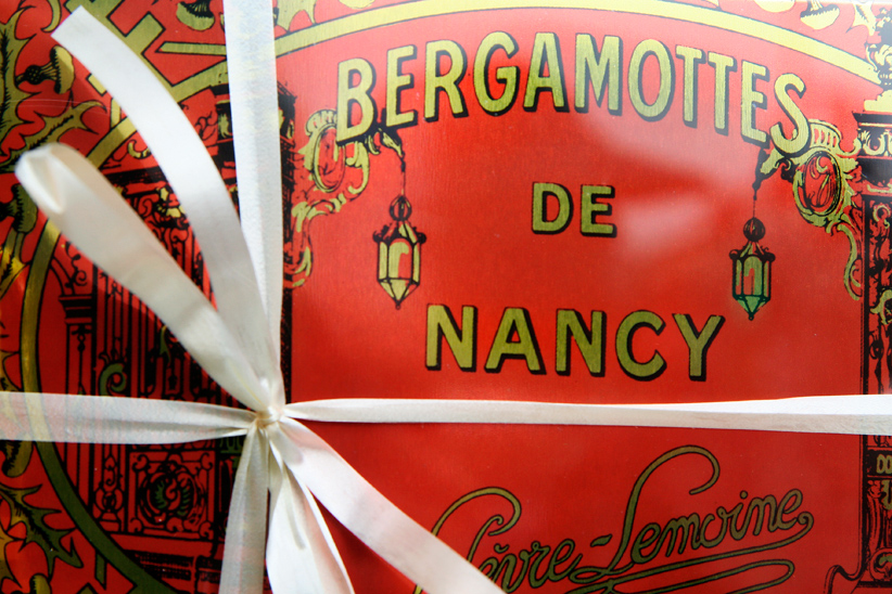 Bergamottes de Nancy