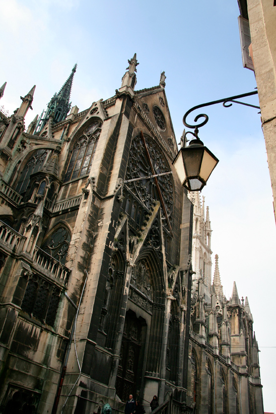 Basilique St Epvre © S.Dauwe