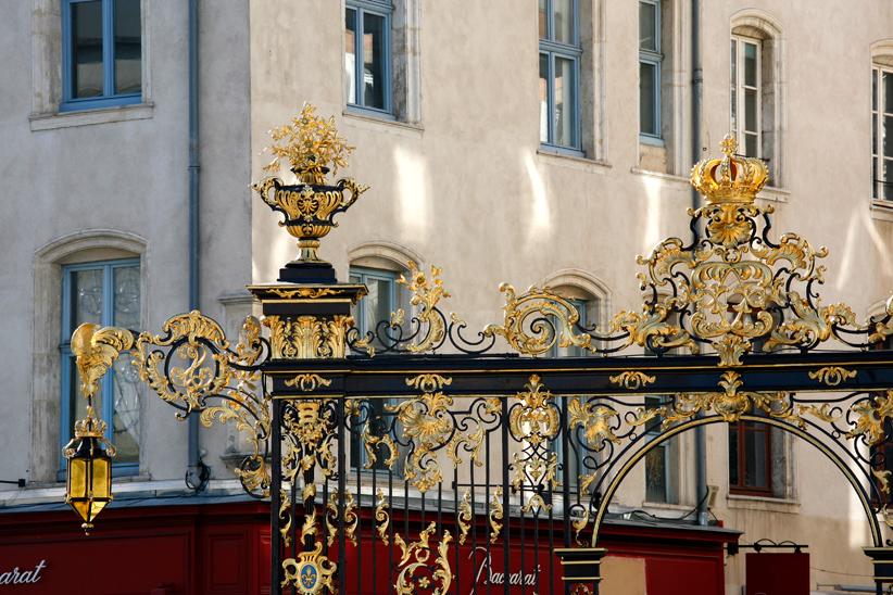 Portes de la Place Stanislas, Nancy
