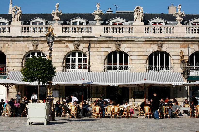 Restaurant place Stanislas