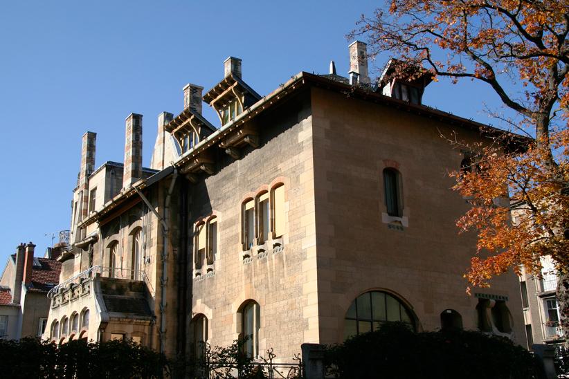 VIlla Jika / Majorelle (Art Nouveau), Nancy