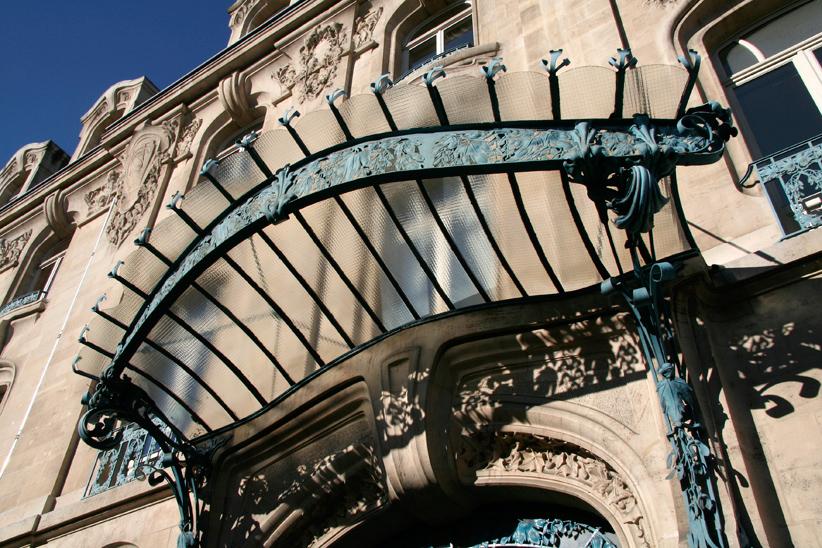 Art nouveau : Chambre de Commerce et d'Industrie, Nancy