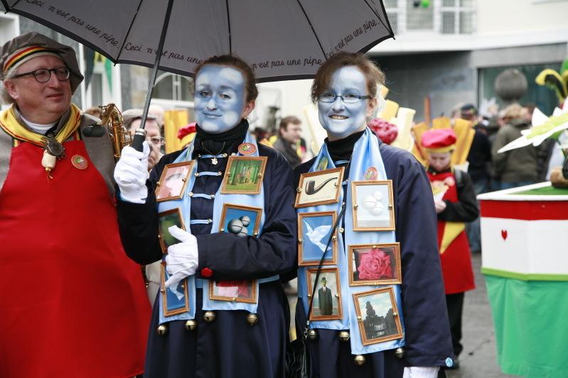 Fans du surrealisme belge & de Magritte