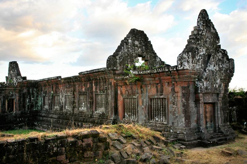 Ruines khmeres de Champasak