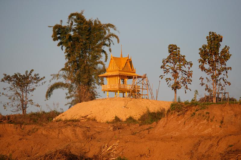 Longeant les rives Thaï