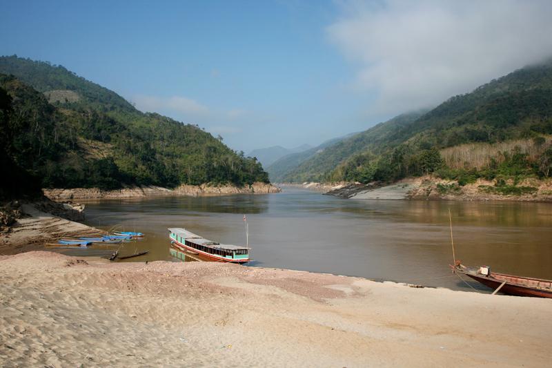 Mékong entre Luang Prabang & Hongsa