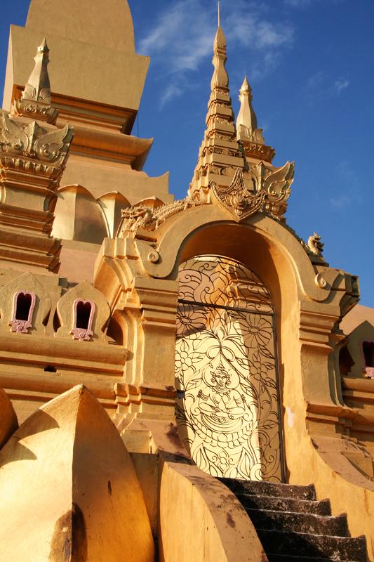Pha That Luang © S. Dauwe