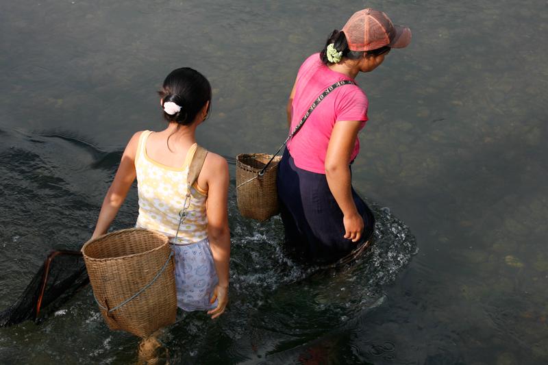 Vang Vieng, des gens et des paysages fabuleux