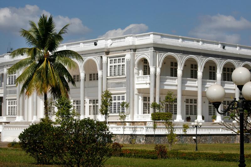 Vientiane, Palais présidentiel