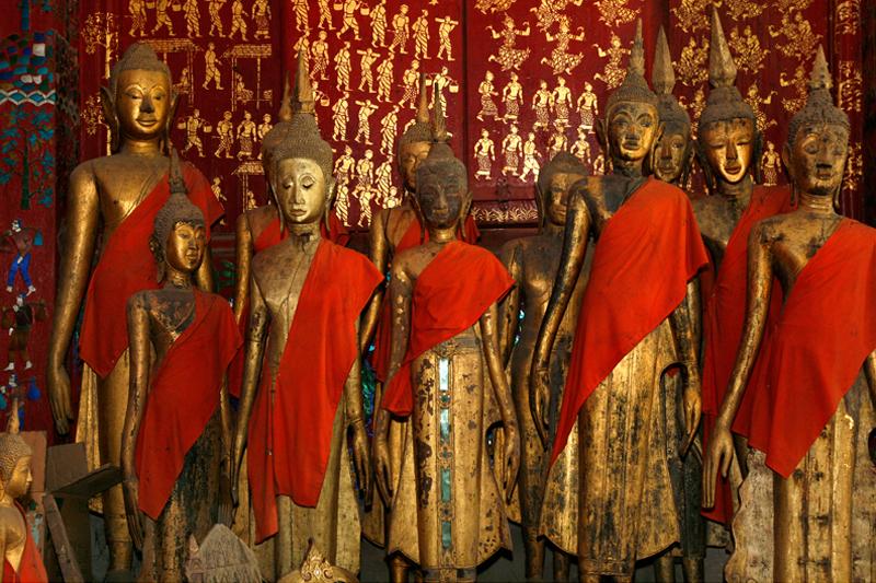 Wat Xieng Thong, le plus beau des temples