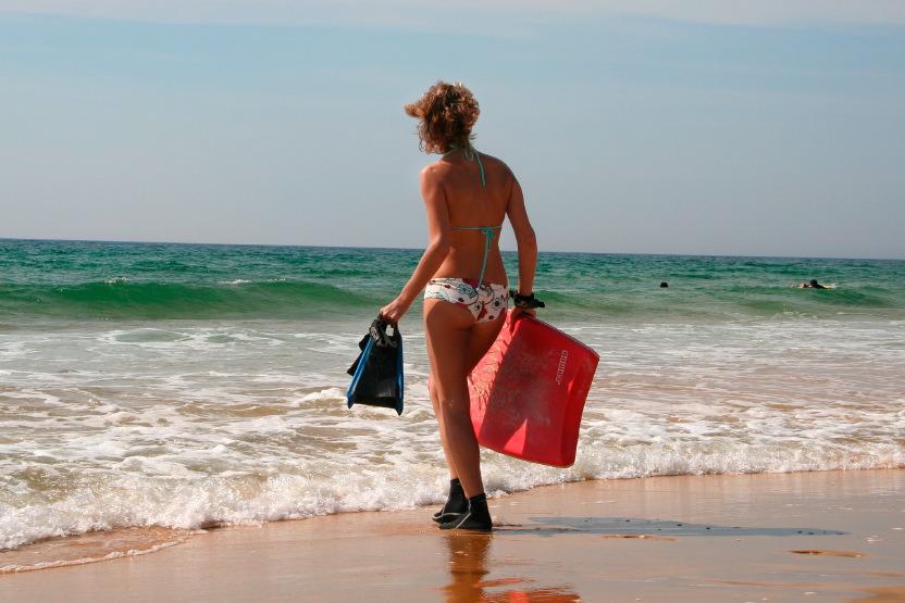Bodysurf...