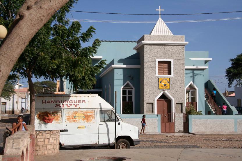 Eglise d'Nazareno à Espargos