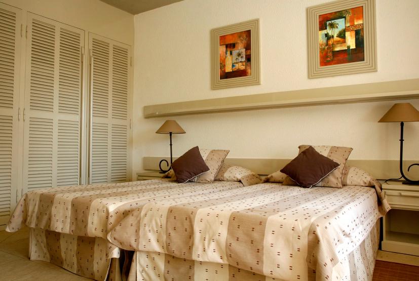 Notre chambre au Morabeza