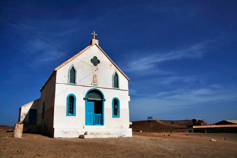 Chapelle de Pedra de Lume