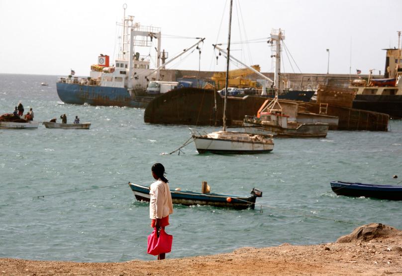 Le port de la Palmeira