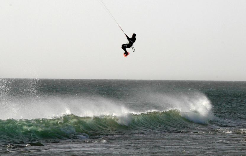 Surf à Ponta Preta