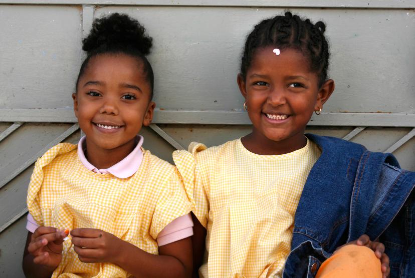 Enfants à Espargos