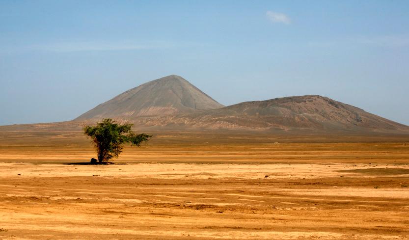 Morro Leste (263 m), le plus petit des trois monts