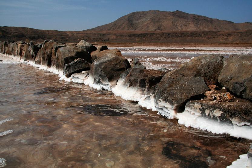 La Salinas de Pedra de Lume