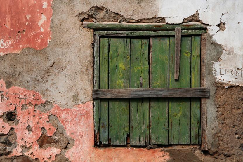 Fenêtre de la Palmeira