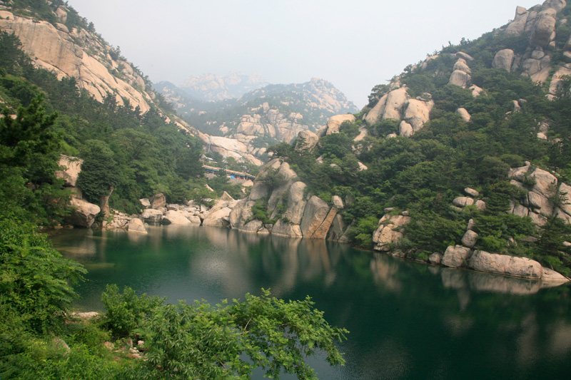 Laoshan, le mont enchanteur